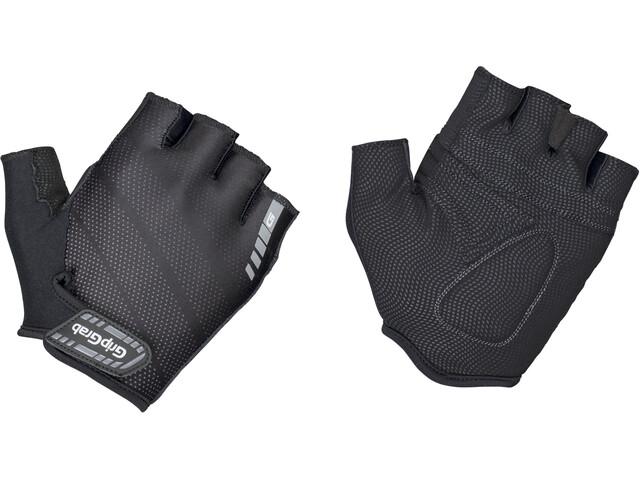 GripGrab Rouleur Padded Short Finger Gloves Black